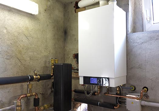 chauffage et chaudiere gaz dans le Rhône